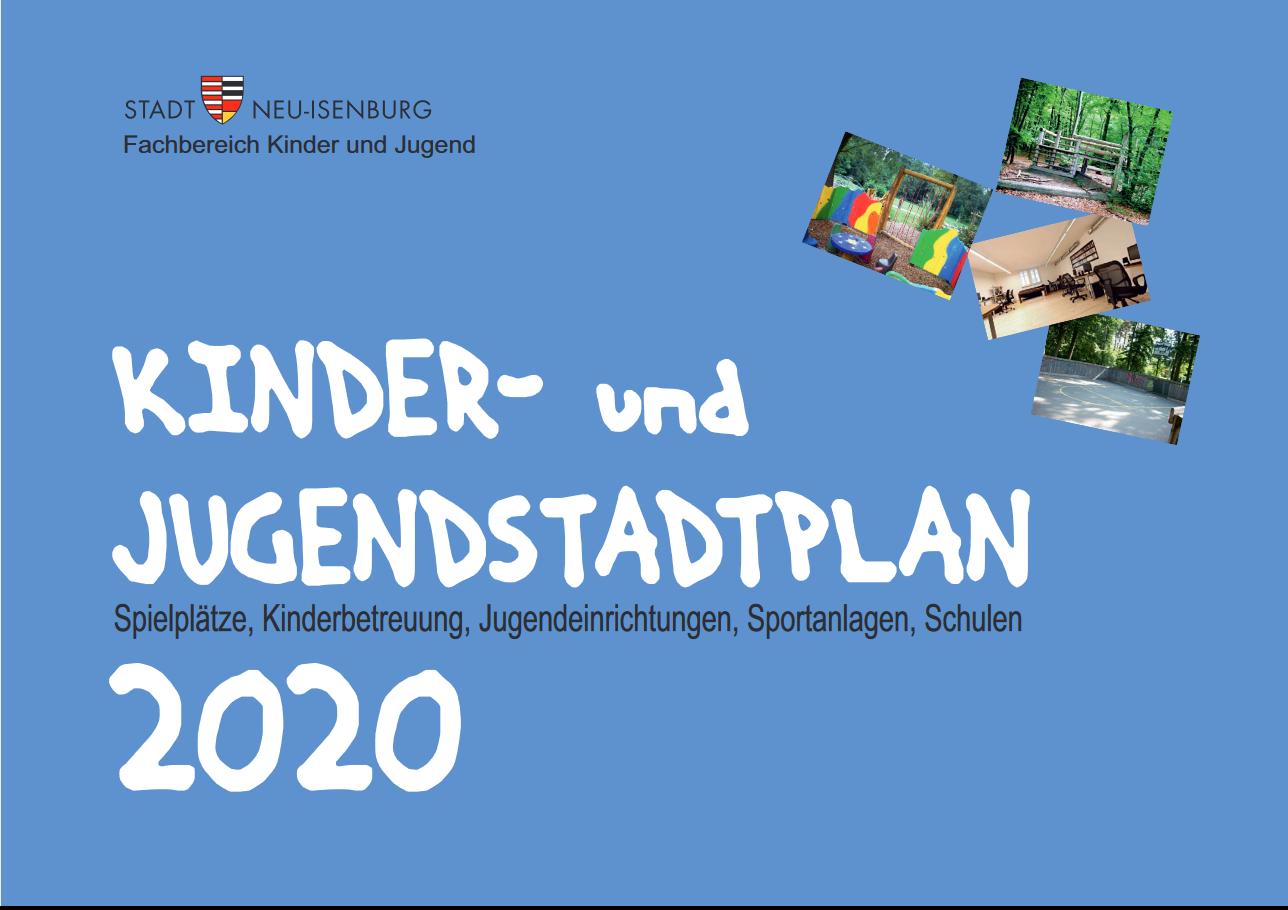 Kinder- und Jugendstadtplan